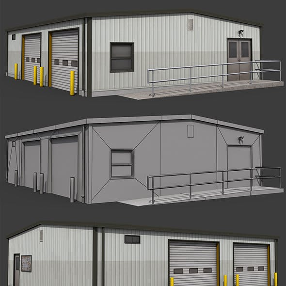 Small Warehouse