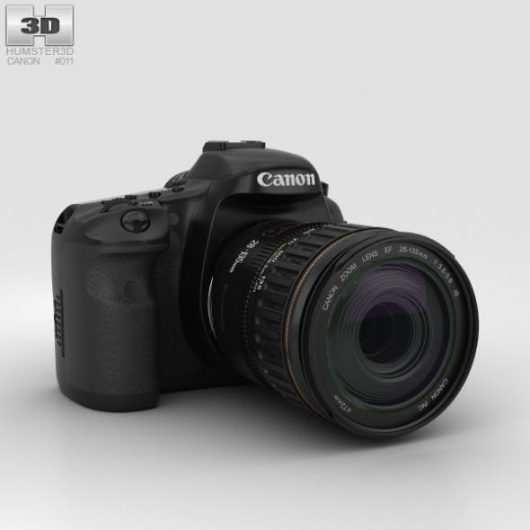 Canon EOS 7D - 3DOcean Item for Sale