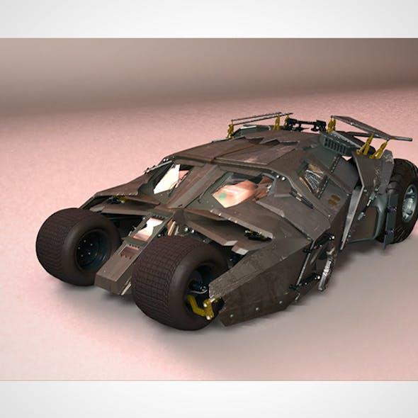 Batmobile The Tumbler