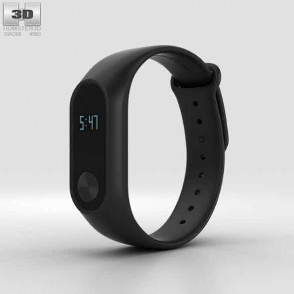 Xiaomi Mi Band 2 Black - 3DOcean Item for Sale
