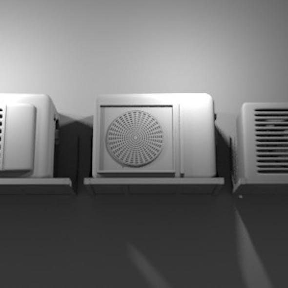 Air-Conditioner-Condensing
