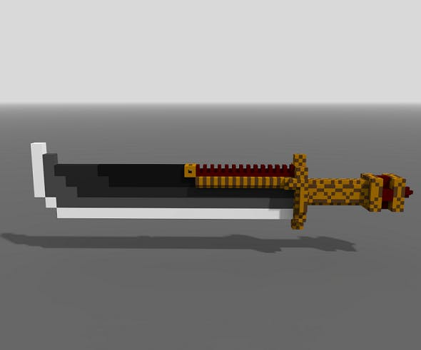 Malik's Swords pack - 3DOcean Item for Sale