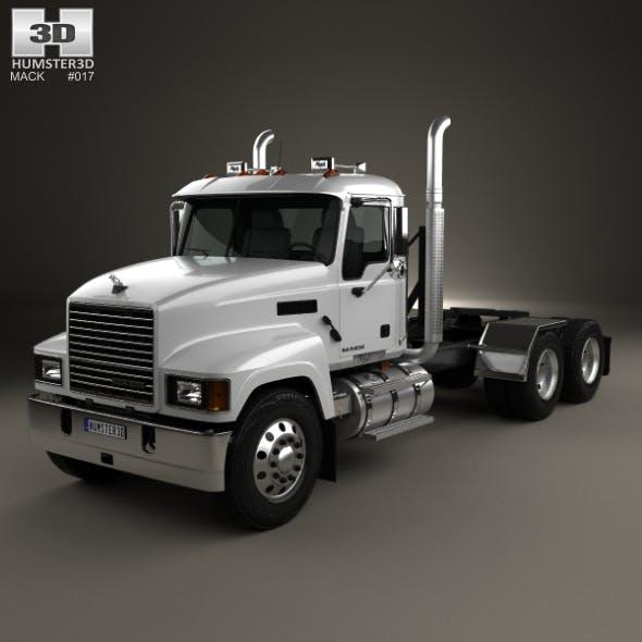Mack Pinnacle Tractor Truck 2006