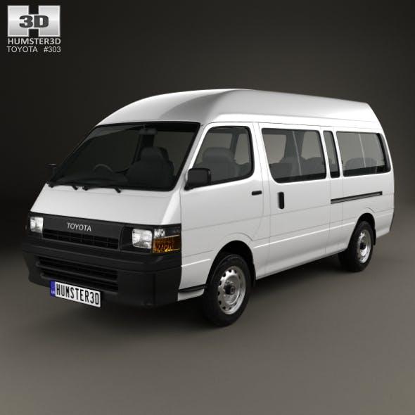 Toyota HiAce Commuter 1992