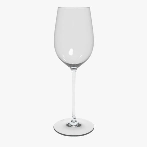 Glass Riedel Superleggero Viognier - 3DOcean Item for Sale