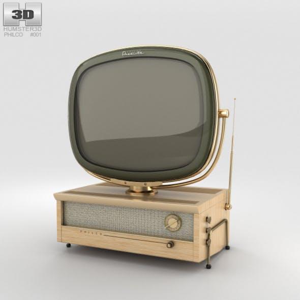 Philco Predicta - 3DOcean Item for Sale