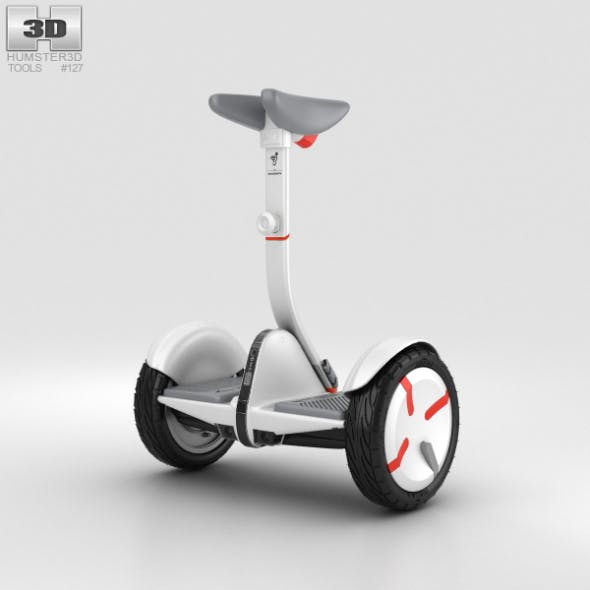 Ninebot by Segway Minipro - 3DOcean Item for Sale