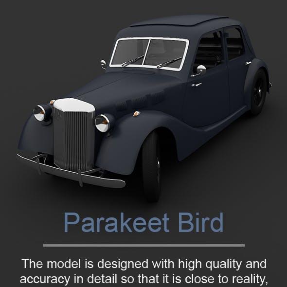 Old Car Renault