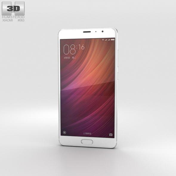 Xiaomi Redmi Pro Silver - 3DOcean Item for Sale