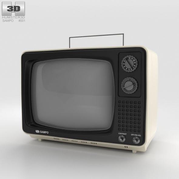 Sampo TV B-1201BW