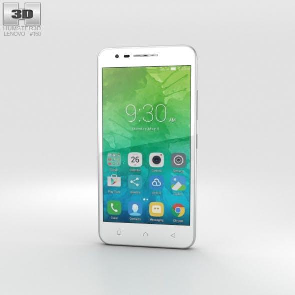 Lenovo Vibe C2 White - 3DOcean Item for Sale
