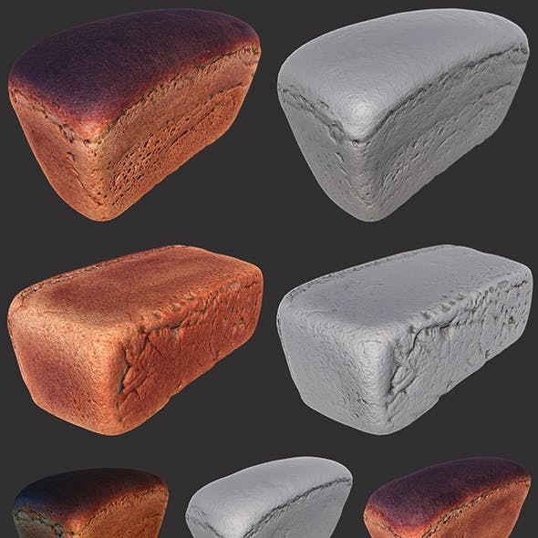 Soviet Brick Bread