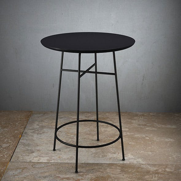 Afteroom Counter Table - Height 92cm