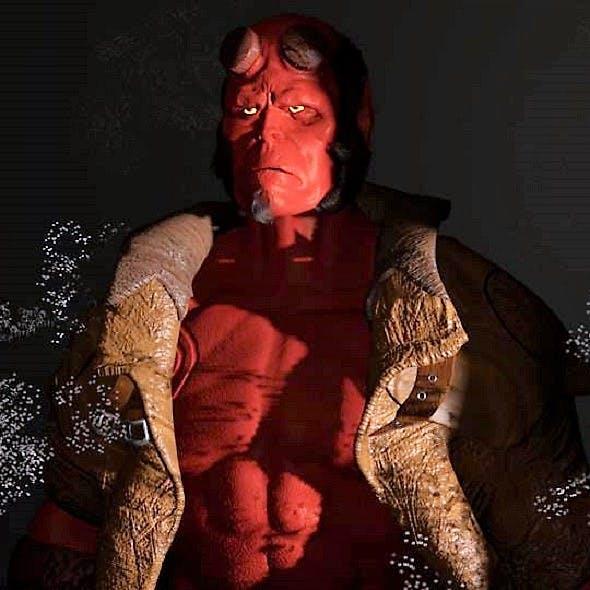 Hellboy - 3DOcean Item for Sale