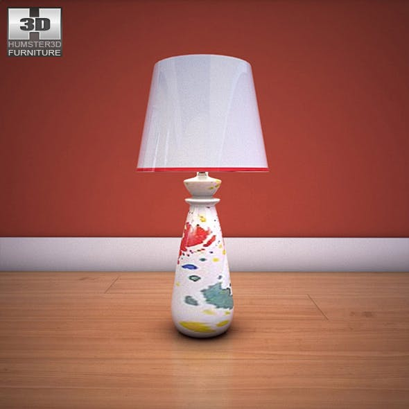 Ashley Mell Table Lamp