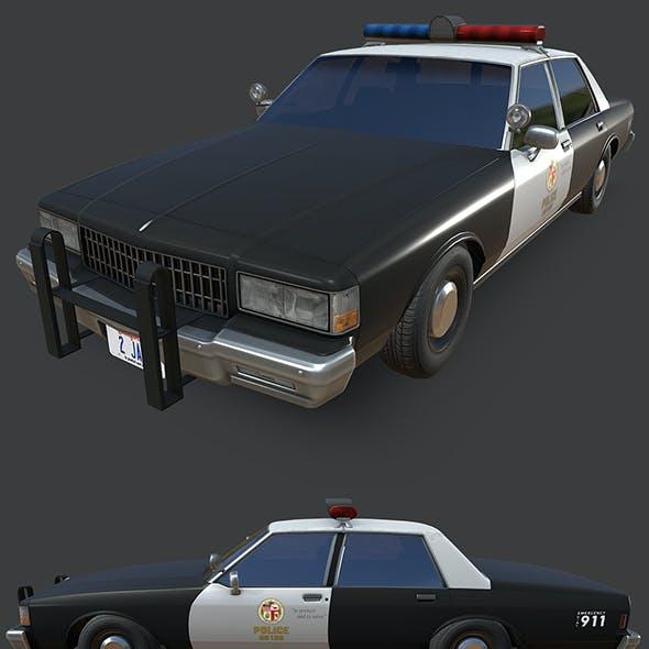 Chevrolet Caprice Police Edition