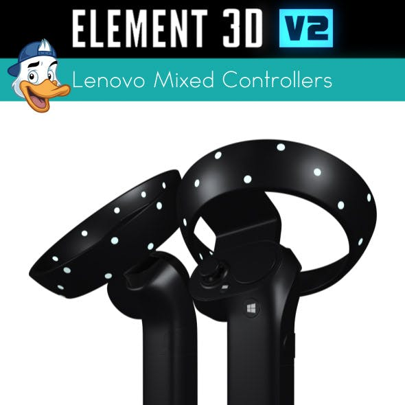 Lenovo Mixed Controllers for Element 3D