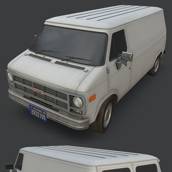 GMC Vandura Van 1994