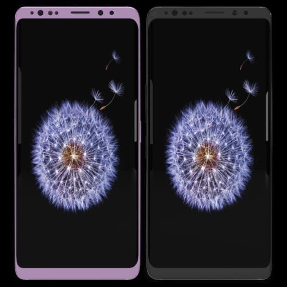 Samsung Galaxy S9 Plus Model - 3DOcean Item for Sale