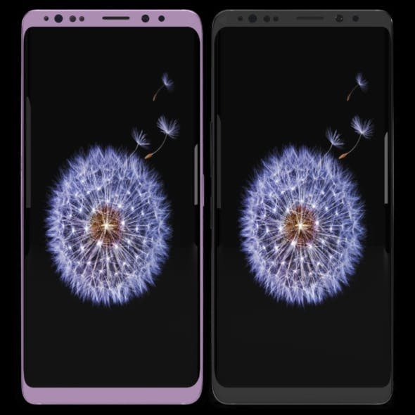 Samsung Galaxy S9 Plus Model