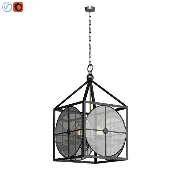 Whitehall Pendant model - 3DOcean Item for Sale