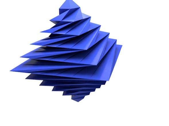3Dmodel AbstractShape#1 - 3DOcean Item for Sale