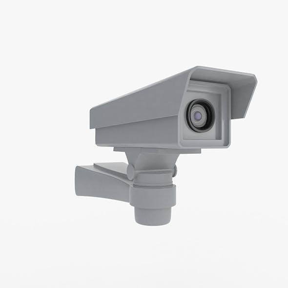 Security Camera Model - 3DOcean Item for Sale