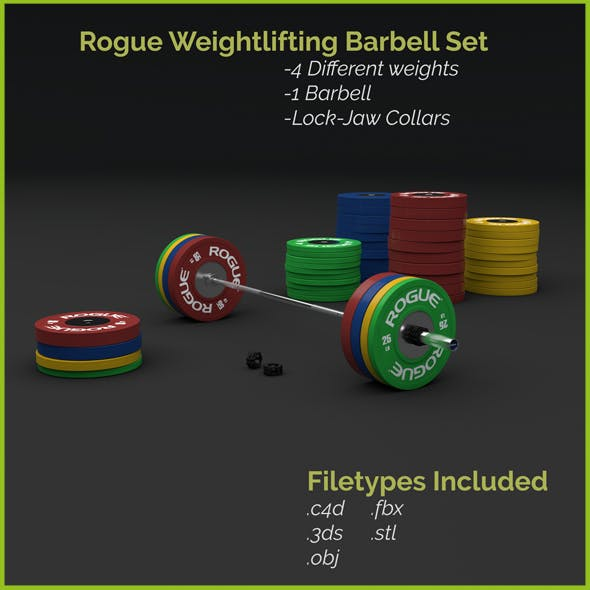 Olympic Weightlifting Barbell Crossfit