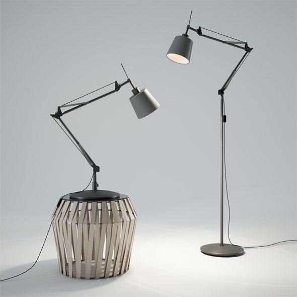 BoConcept Berlin Lamp