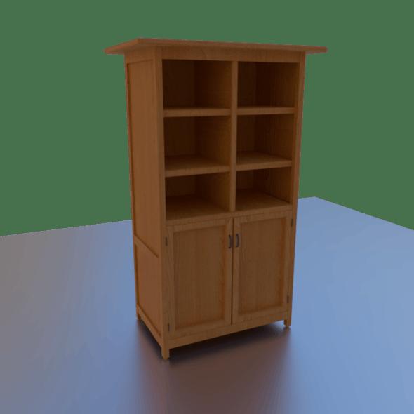 Cabinet - 3DOcean Item for Sale