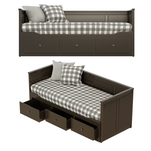 Couch Hemnes IKEA - 3DOcean Item for Sale