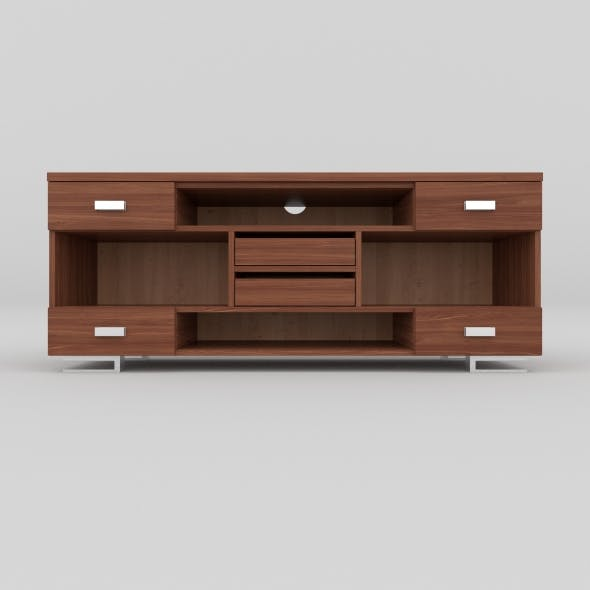 tv stand 18 - 3DOcean Item for Sale