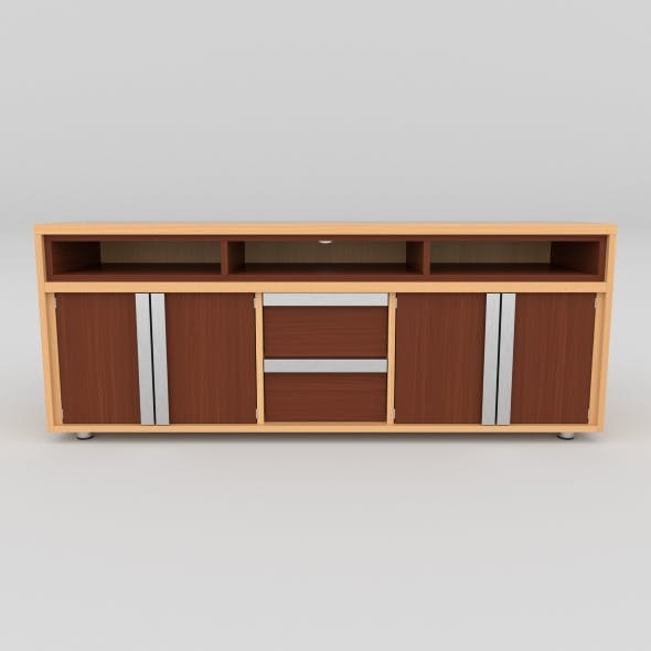 tv stand 20 - 3DOcean Item for Sale
