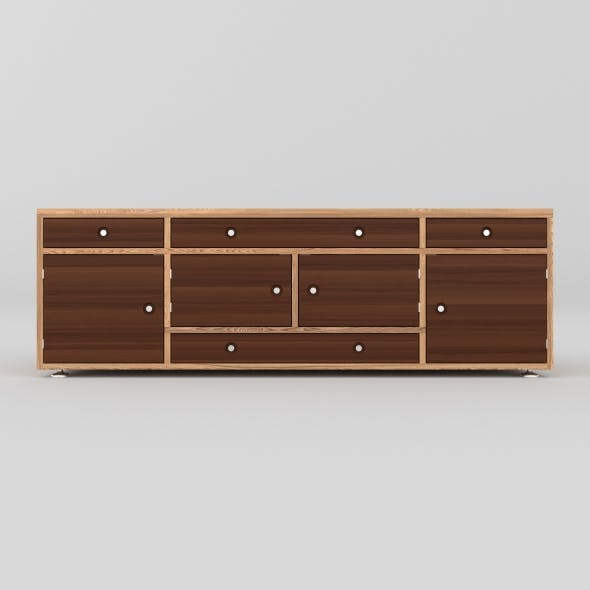 tv stand 22 - 3DOcean Item for Sale
