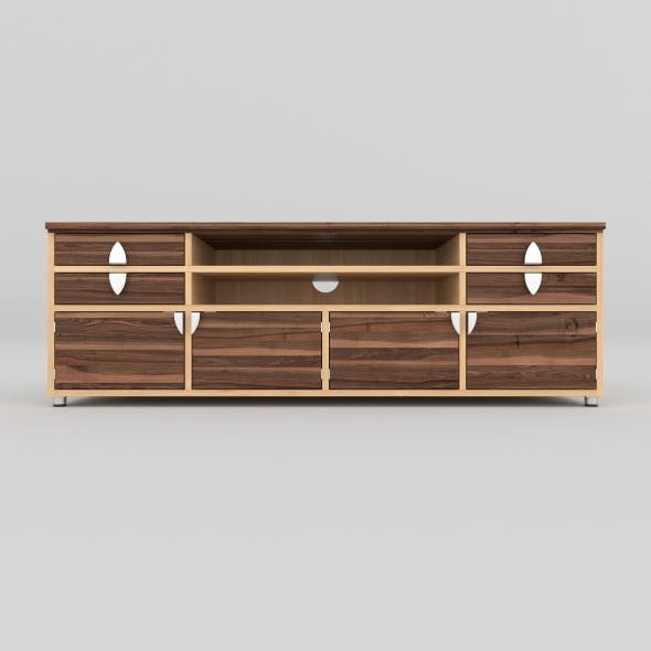tv stand 26 - 3DOcean Item for Sale