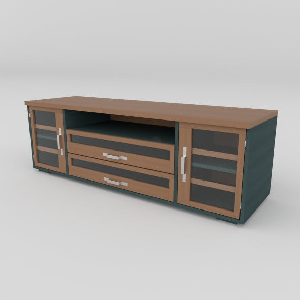 tv stand 29 - 3DOcean Item for Sale