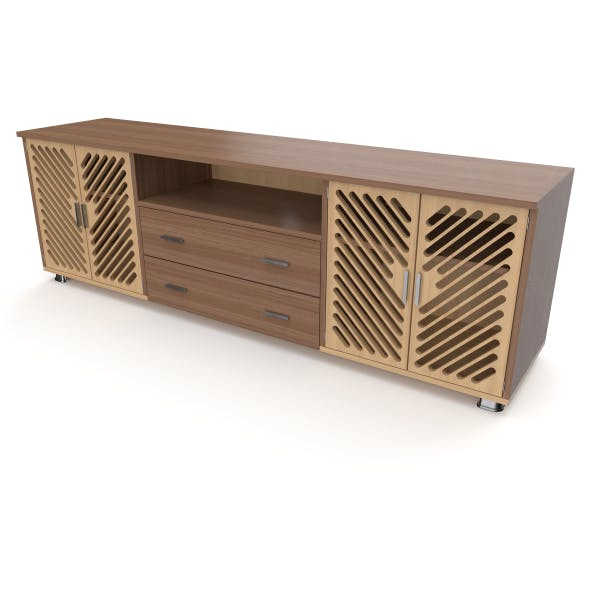 tv stand 37 - 3DOcean Item for Sale