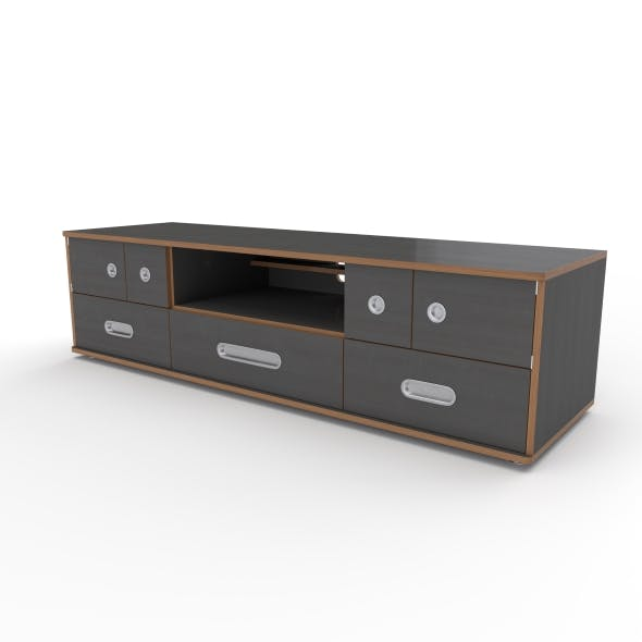 tv stand 39 - 3DOcean Item for Sale