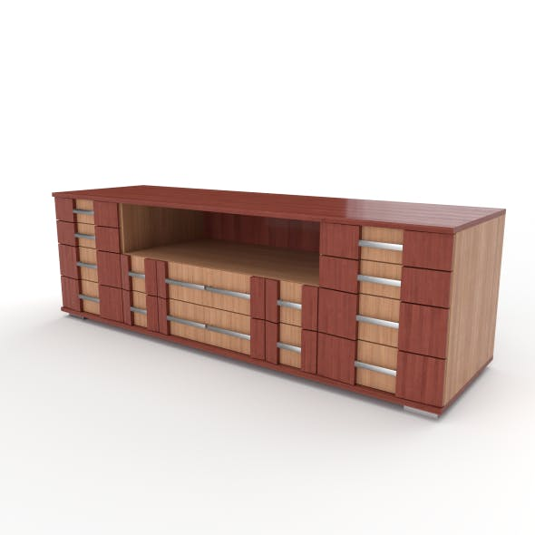 tv stand 40 - 3DOcean Item for Sale