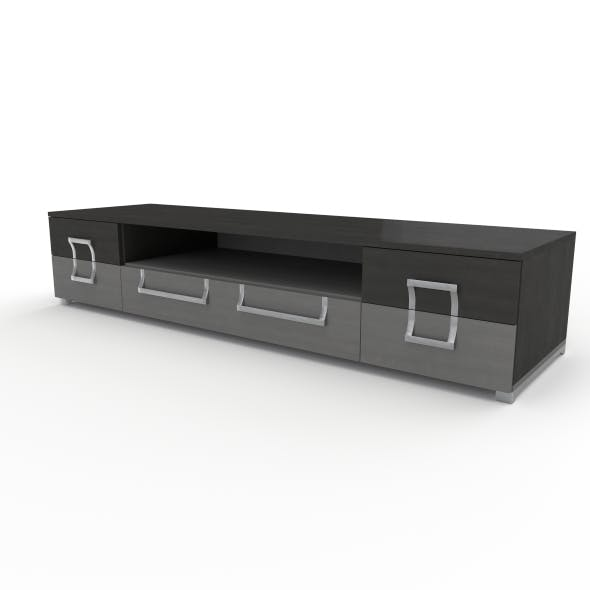 tv stand 41 - 3DOcean Item for Sale