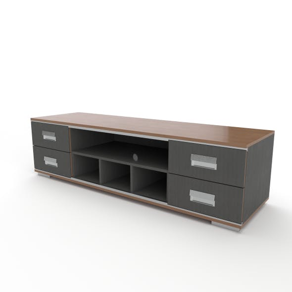tv stand 45 - 3DOcean Item for Sale