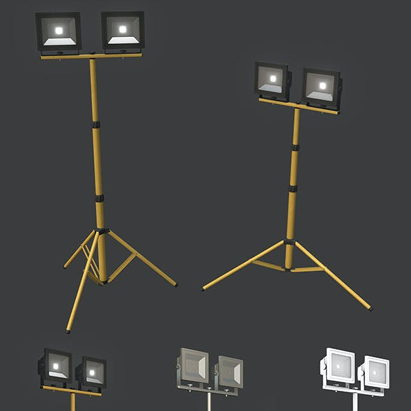 LED Work Light Stand