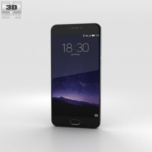 Meizu MX6 Gray - 3DOcean Item for Sale
