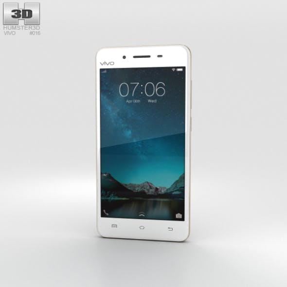 Vivo V3 - 3DOcean Item for Sale