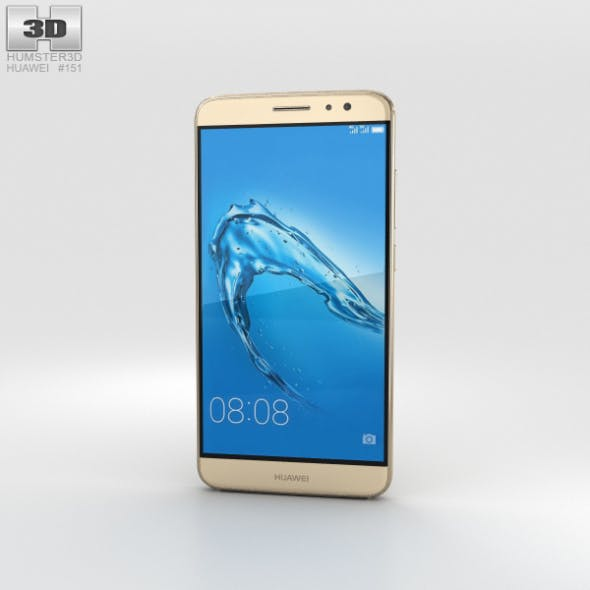 Huawei Maimang 5 Champagne - 3DOcean Item for Sale