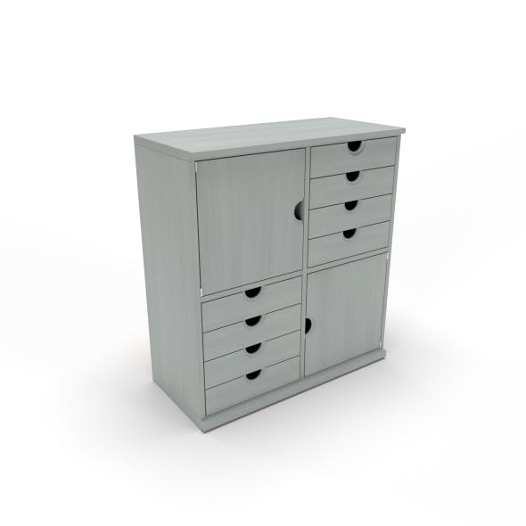 commode 5 - 3DOcean Item for Sale