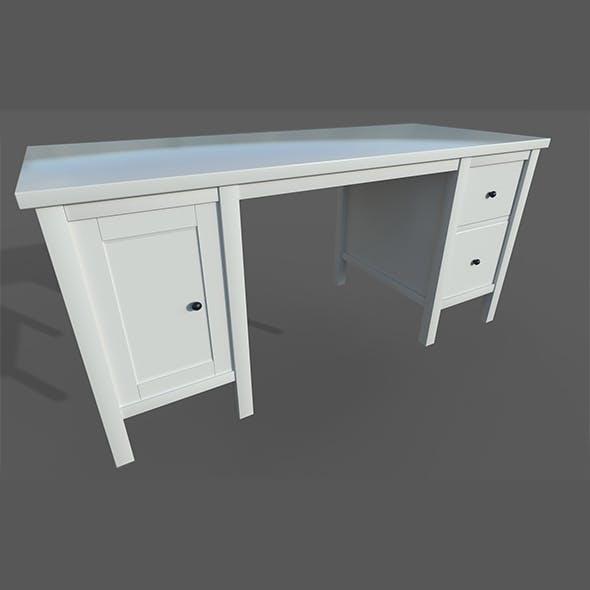 Hemnes Work Desk - 3DOcean Item for Sale