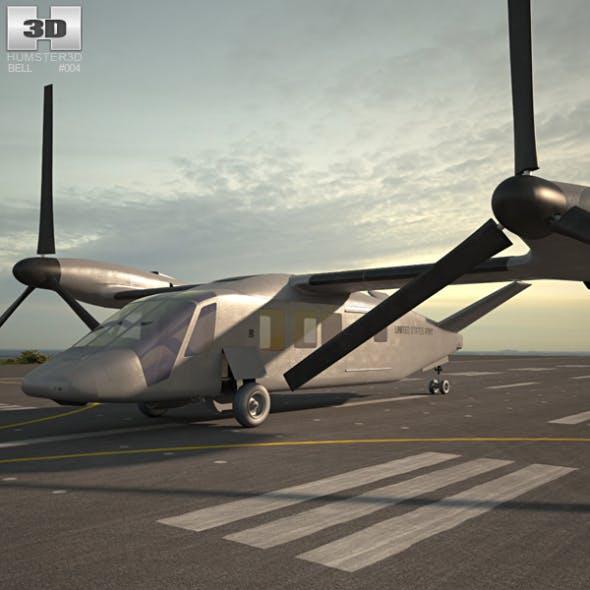 Bell V-280 Valor - 3DOcean Item for Sale