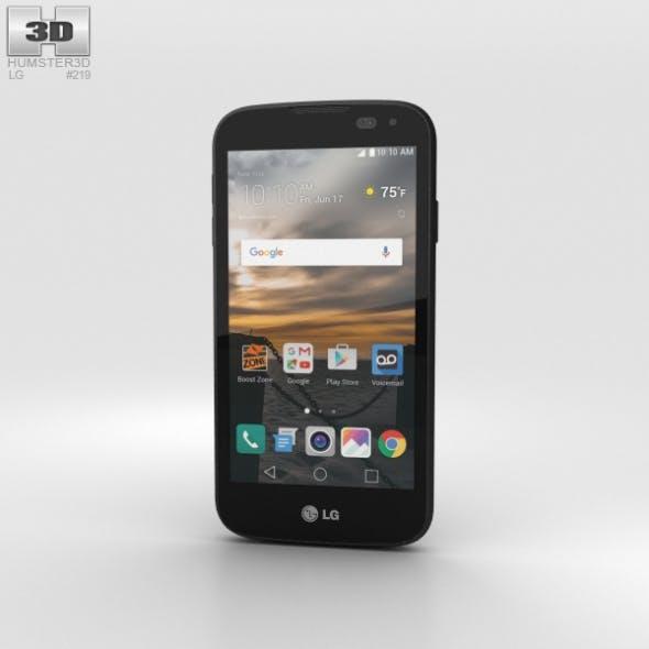 LG K3 Black - 3DOcean Item for Sale