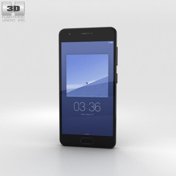 Lenovo ZUK Z2 Titanium Black - 3DOcean Item for Sale